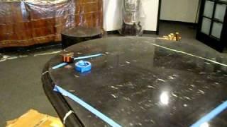 Marble Table Job 001