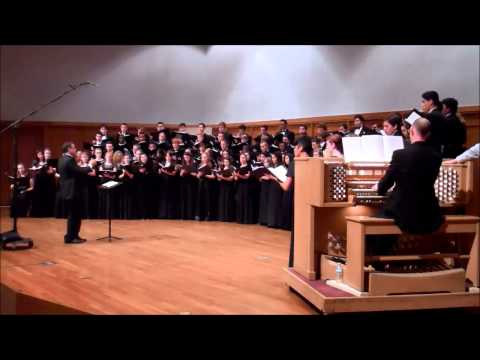 Lauridsen Lux Aeterna   FL ACDA HS Honor Choir 2014