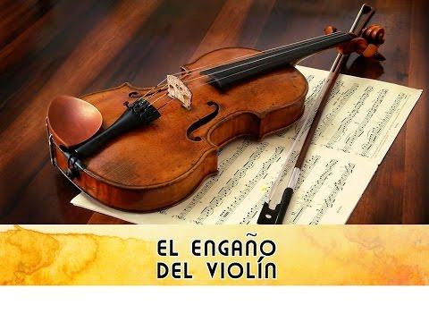 Obra de teatro el engaño del violín - Felipe Fernández