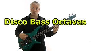 Funky Disco Octave Bass Lines