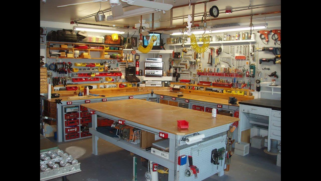 мастерская в гараже своими руками