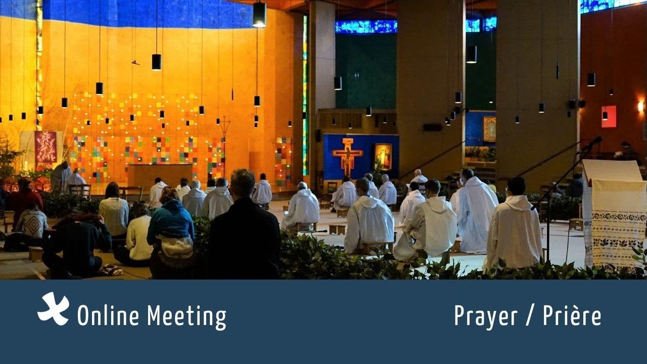 La 43e rencontre européenne de Taizé débute en ligne
