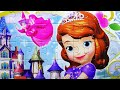 Disney SOFIA THE FIRST Puzzle Games Rompecabezas Jigsaw Play Kids Puzzles De Toys