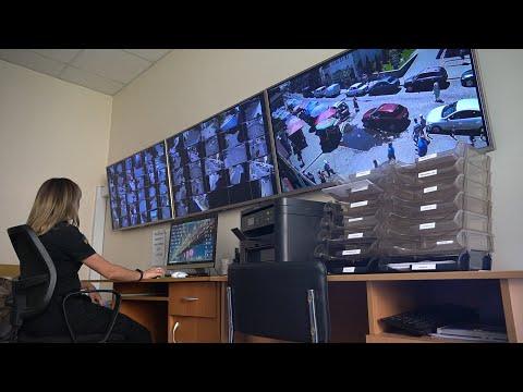 У Мукачівській ОТГ додатково встановлять майже півсотні камер відеоспостереження