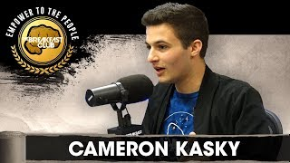 Cameron Kasky Speaks Out On Gun Control, March For Our Lives, And Parkland Aftermath