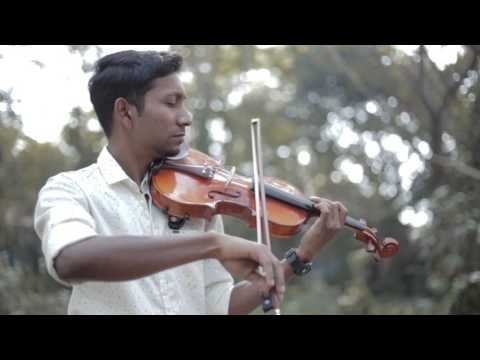 Unnale ennalum en jeevan violin cover by jobin