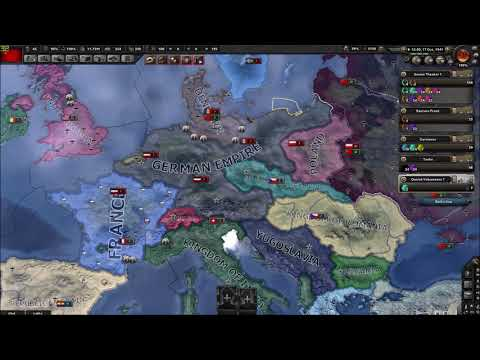 Hoi4 MP in a nutshell Full episodes #85(Battle of The Bulge Part 3)