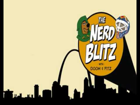 The Nerd Blitz With Doom & Fitz Episode 14: The Senator, The Rockstar, And Finius F**kwhistle