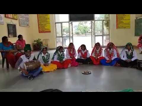 राम और लक्ष्मण दशरथ के बेटे ।। एक बहुत प्यारा गीत, कार्टरपुरी स्कूल की छात्राओं का, MANO LAKRA