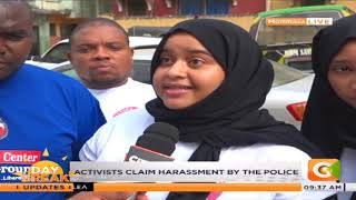 Defending human rights activists in Mombasa