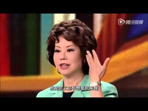 开讲啦 2013 10 27期   赵小兰——永远不要将门关上