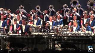 The Blue Devils @ The Brass Spectacular 2015 - BFDTV