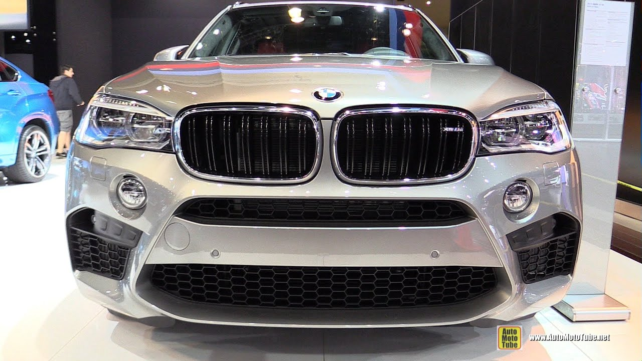 2015 Bmw X5 M Exterior And Interior Walkaround 2014 La