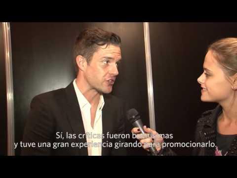 Brandon Flowers interview for Clarín TV [HD]