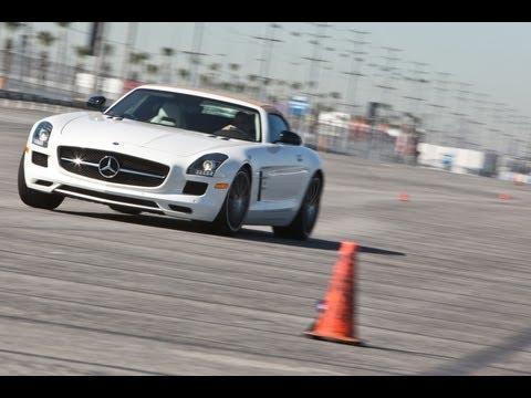 2013 Mercedes-Benz SLS AMG GT Roadster | Track Tested