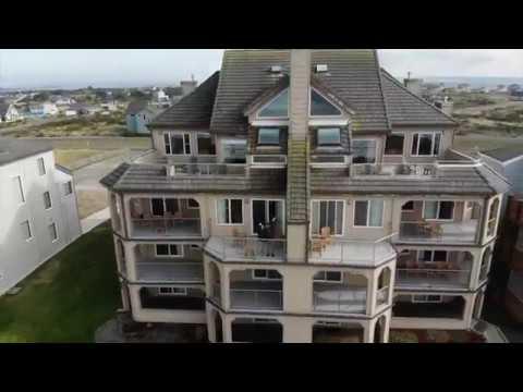 Ocean Shores Washington 2018 drone shots