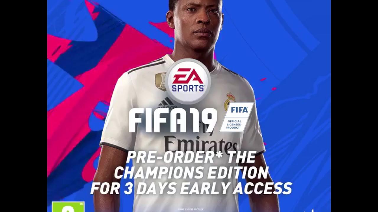 6d502ee4a Alex Hunter au Real Madrid sur Fifa 19 - Trailer Official - © EA Sports