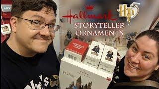 Hallmark Harry Potter Storyteller Ornaments 2019
