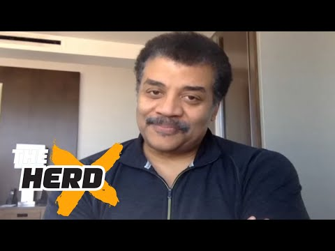 Neil deGrasse Tyson talks science with Colin and Kristine | THE HERD (FULL INTERVIEW)