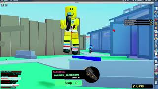 This is probably the best paintball game in roblox..