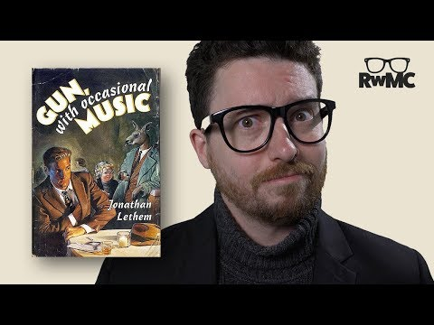 Reading with Matt Cherry - Ep. 2 - Gun, with Occasional Music by Jonathan Lethem - A BookTube Series