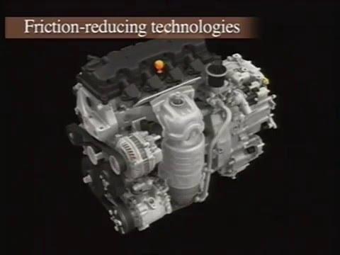 Birth of the Honda R-Series i-VTEC