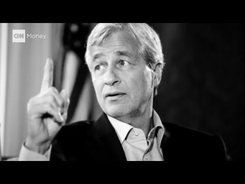Jamie Dimon Sits down with CNNMoney