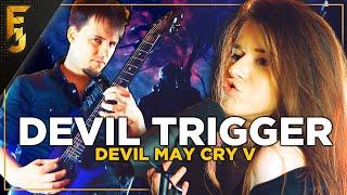 Download lagu DEVIL MAY CRY V   Devil Trigger METAL