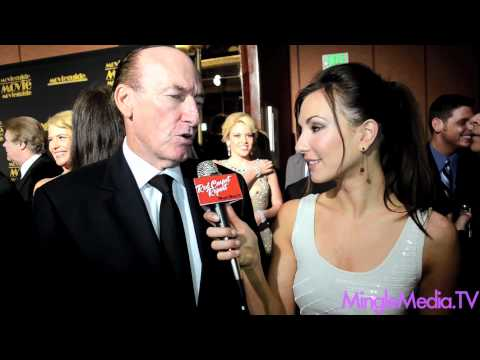Ed Lauter at the Movieguide 2012 Faith & Values Awards Gala Red Carpet
