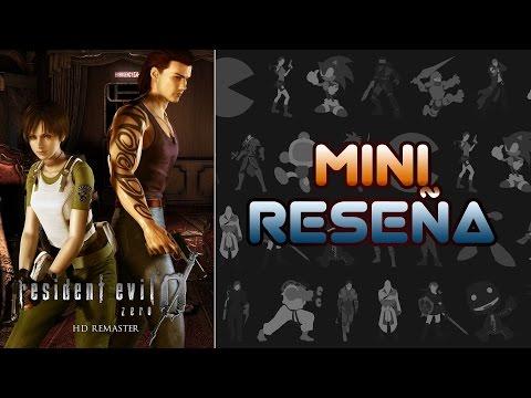 Mini Reseña Resident Evil 0 HD Remaster   3 Gordos Bastardos