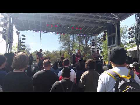 Chumped at Riot Fest Chicago September 2014