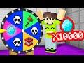 How To WIN 10,000 DIAMONDS On SKYBLOCK! (Minecraft) - YouTube