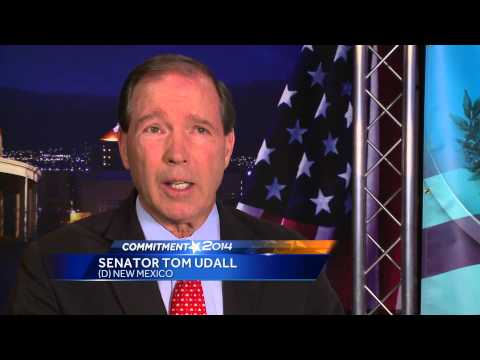 In Their Own Words: Tom Udall