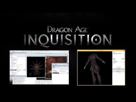 Dragon Age: Inquisition mods are actually a thing | PC Gamer