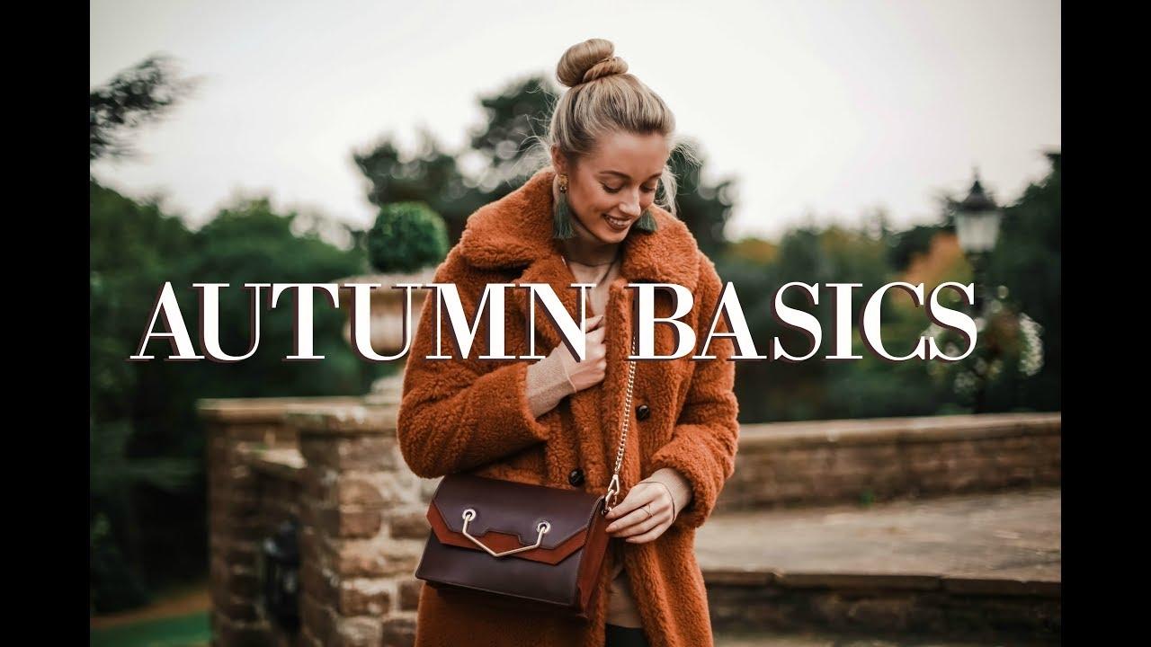 Autumn Basics // 10 Wardrobe Essentials // Fashion Mumblr 2