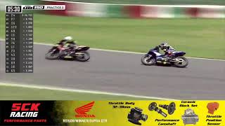 Friday Morning Practice Part 2 Suzuka Circuit ARRC 2019
