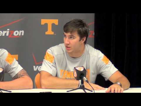 #Vol Report: Nate Peterman, Riley Ferguson, Justin Worley Post O&W Presser (4/12/14)
