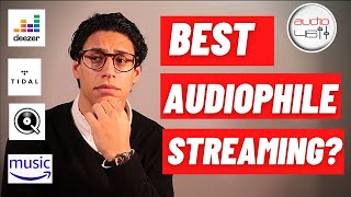 Top 4 Audiophile Streaming Services screenshot 4