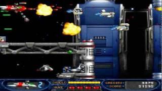Stargunner Gameplay