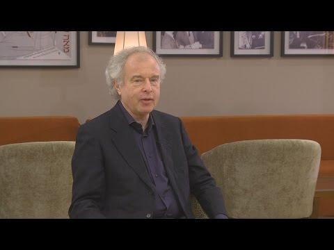 מפגש עם סר אנדרש שיף בתזמורת הפילהרמונית 14.12.16