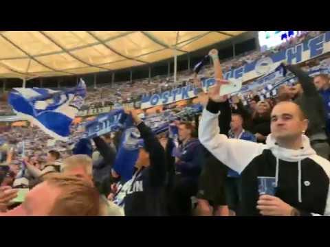 Ostkurve Hertha Bsc Stimmung Gegen Fc Bayern München 28