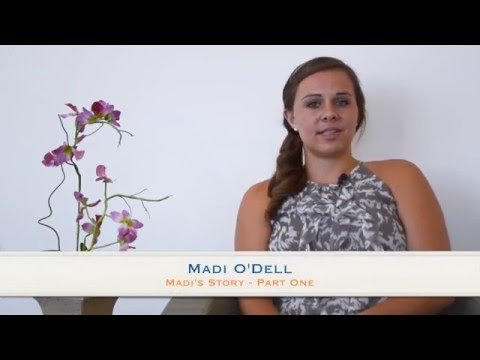 Why it's important to speak up about eating disorders: Madi O'Dell's Story