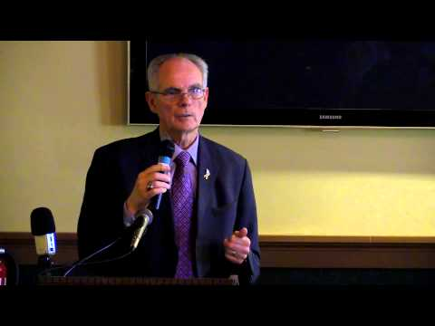 Chuck Reed speaks on Pension Reform Initiative -- 3/20/14