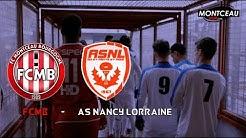 U19 NATIONAUX FC Montceau Bourgogne - AS Nancy Lorraine