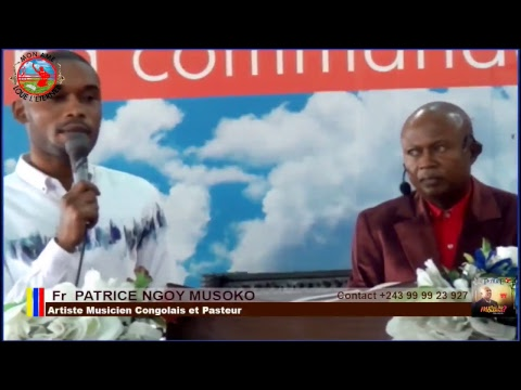 INCROYABLE TÉMOIGNAGE GRAND CATCHEUR ''SERPENT'' REÇOIT JÉSUS-CHRIST FR PATRICE NGOY MUSOKO