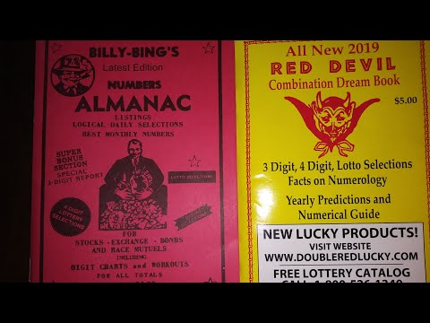 Easy Hits for the 3&4 digit lottery Billy Bings Numbers
