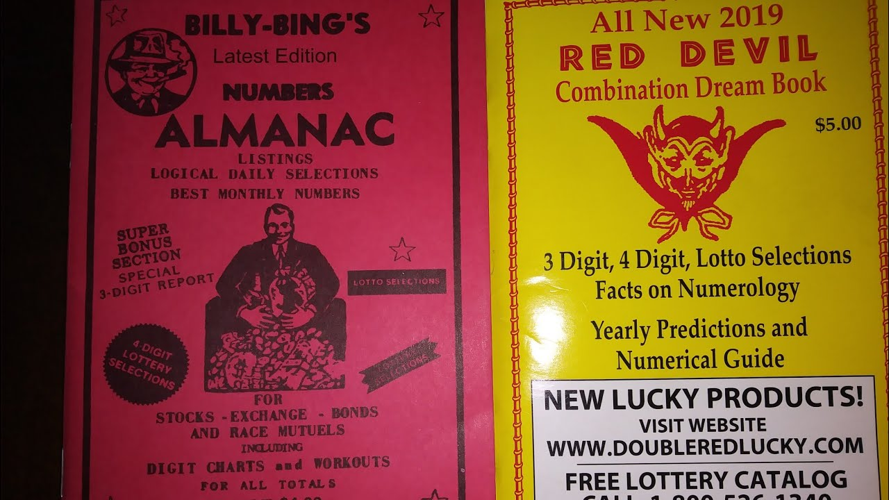 Easy Hits for the 3&4 digit lottery Billy Bings Numbers Almanac March 2019  for all states