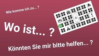 Как узнать дорогу по-немецки?
