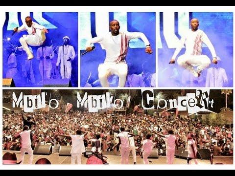 Eddy Kenzo - Mbilo Mbilo concert highlights 2015