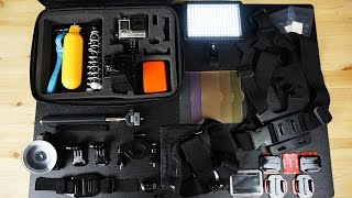 видео GoPro Аксессуары